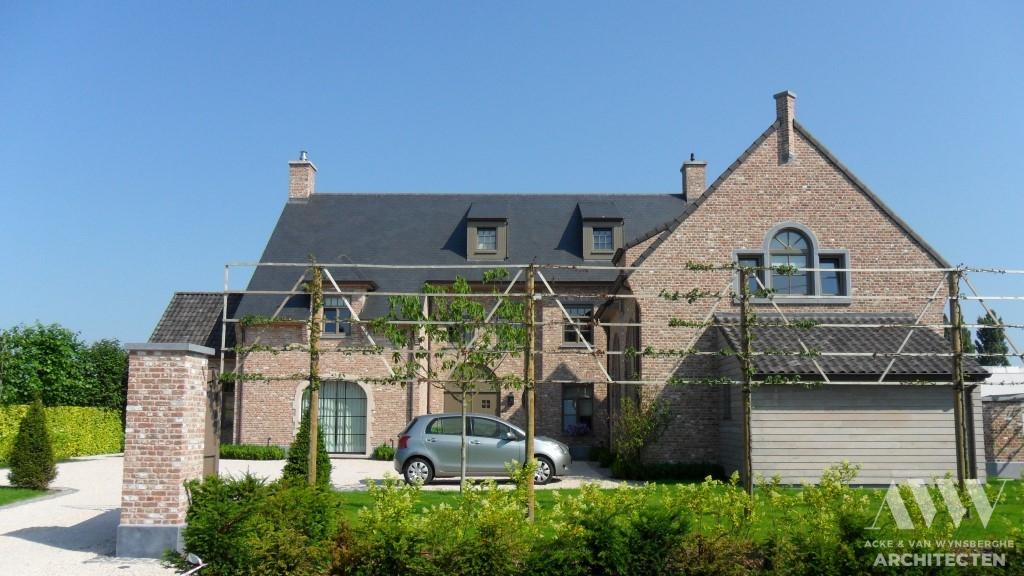 A rural house landelijke woning M Lochristi (3)