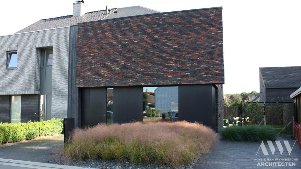 modern house moderne woning J-E Beernem 2