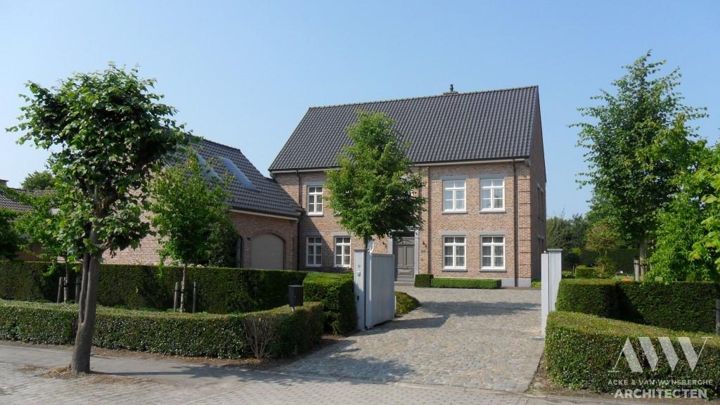 A rural house landelijke woning T-E Sint-Laureins