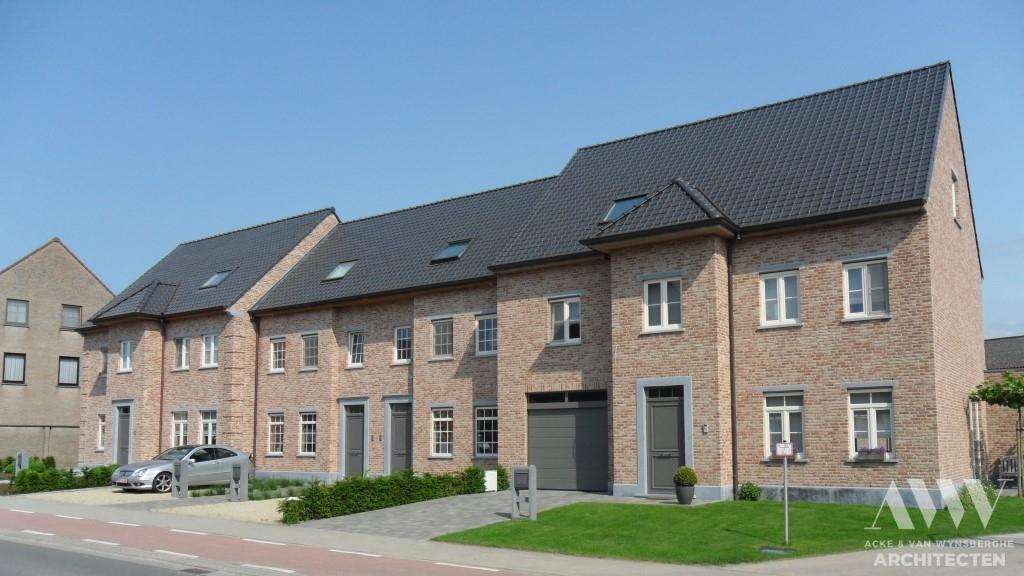 A rural houses landelijke woningen B-F Bentille (2)