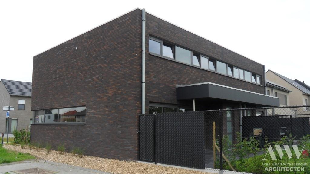 A modern houses moderne woningen R-M Wondelgem (3)