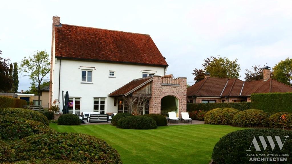 A rural house landelijke woning M-N zomergem (8)