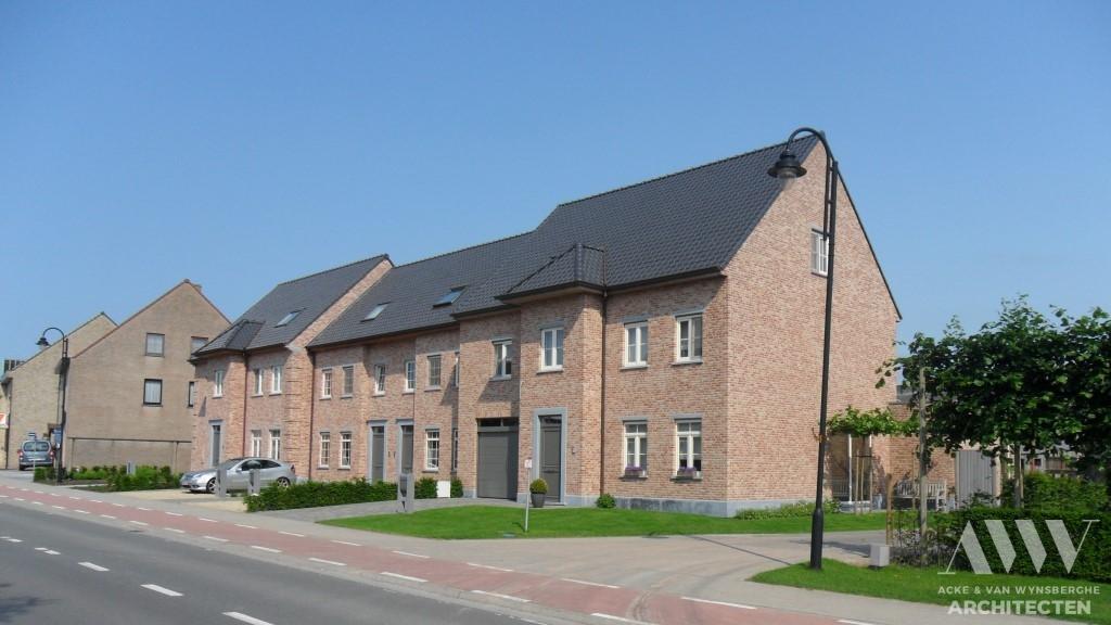 A rural houses landelijke woningen B-F Bentille (1)
