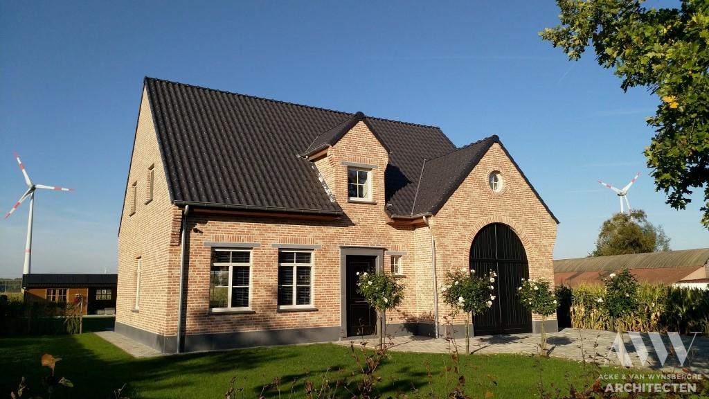 A rural house landelijke woning N-K Adegem (3)