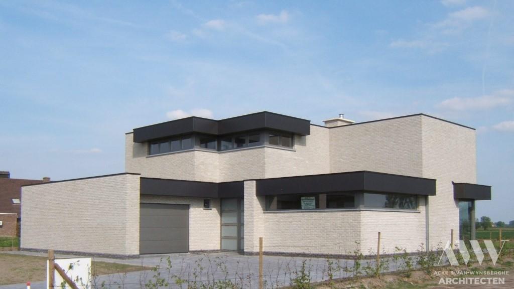 A modern house moderne woning H-D Bentille (1)
