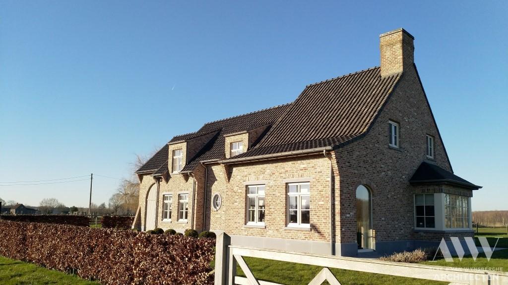 A rural house landelijke woning P-R Knesselare (3)