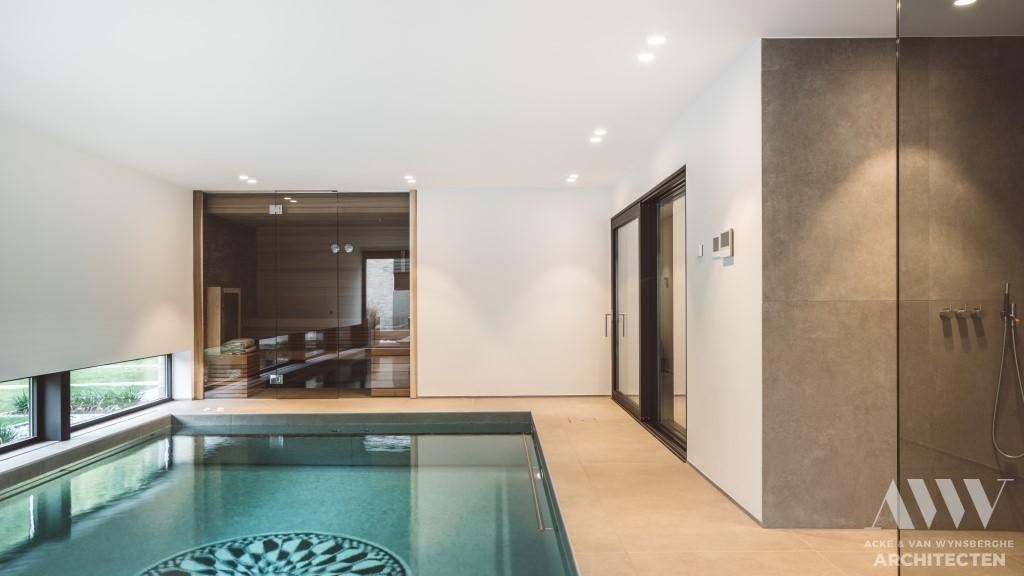 modern house moderne woning C-M Stekene (5)