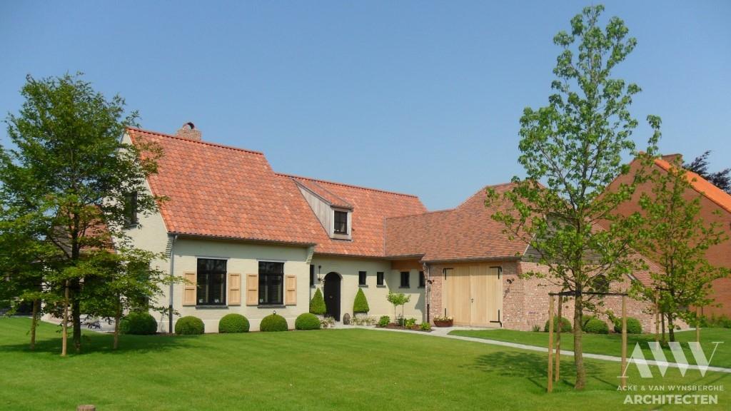 A rural house landelijke woning E-A Sint-Laureins (2)