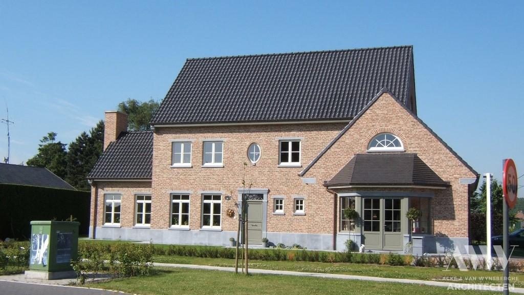 A rural house landelijke woning T-C Zomergem (2)