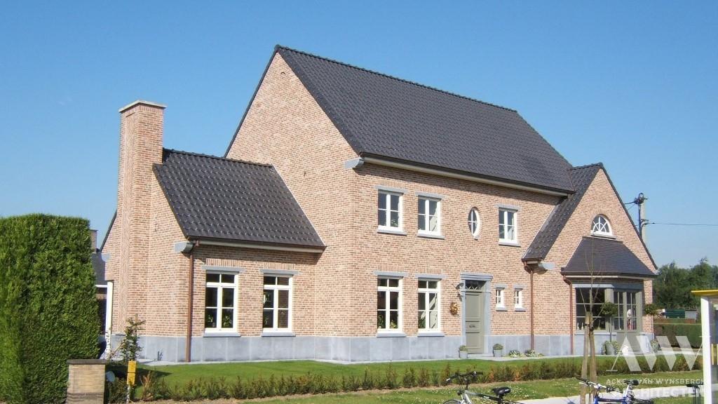 A rural house landelijke woning T-C Zomergem (1)