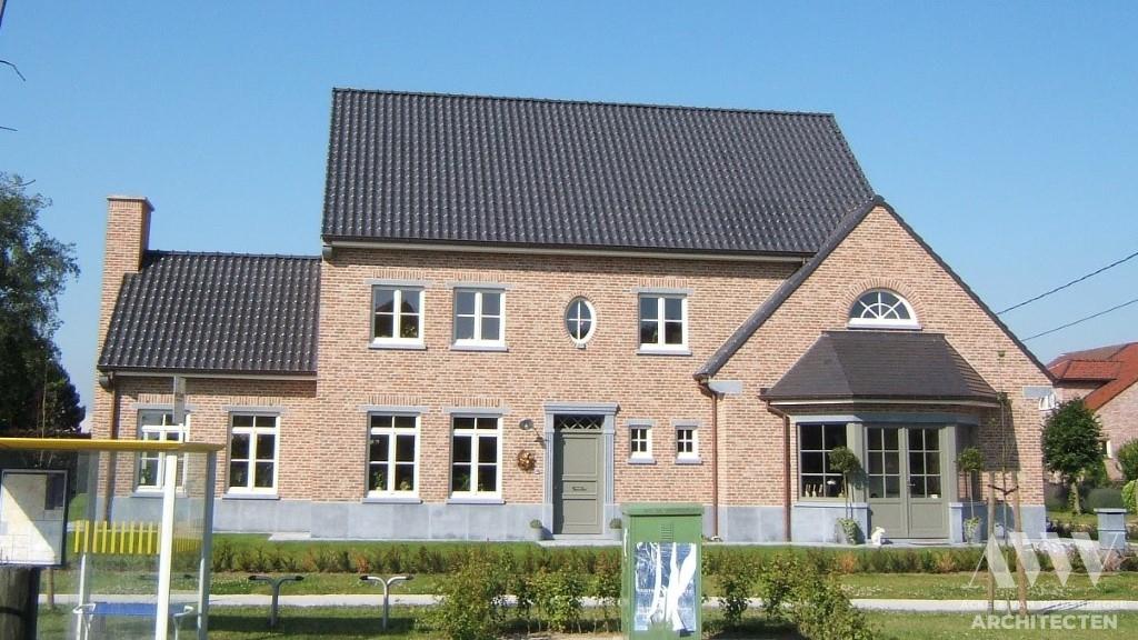 A rural house landelijke woning T-C Zomergem (3)