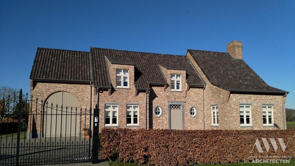 A rural house landelijke woning P-R Knesselare (2)
