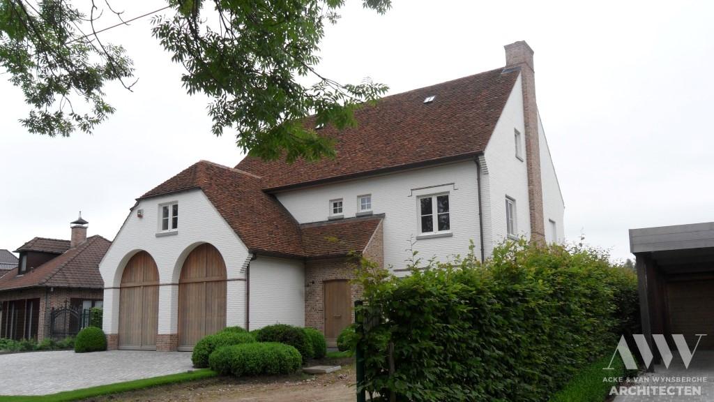 A rural house landelijke woning M-N zomergem (2)