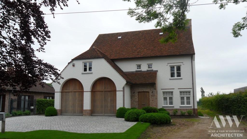A rural house landelijke woning M-N zomergem (1)