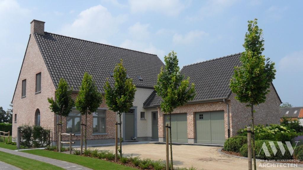 A rural house landelijke woning C-M Oost-Eeklo (1)