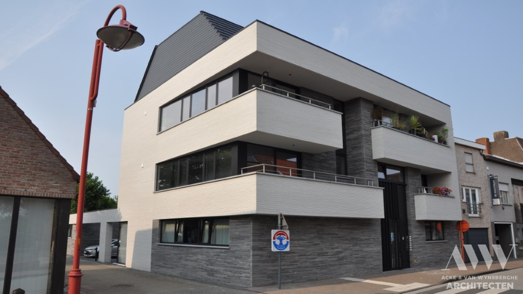 Multi family housing appartementsgebouw B&A Assenede (1)