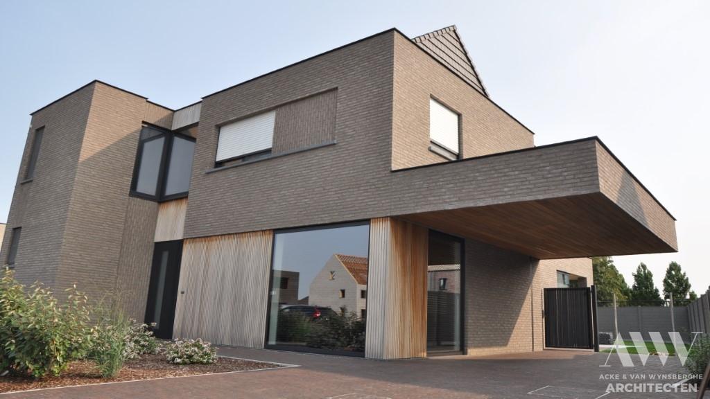 Modern house moderne woning F&I Assenede (2)