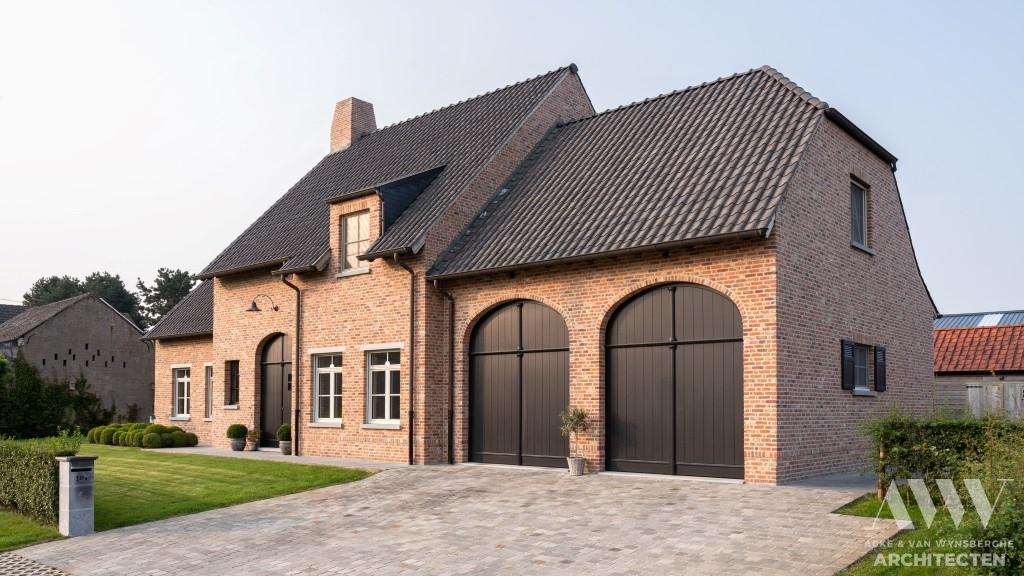A rural house landelijke woning K-M Bentille(2)