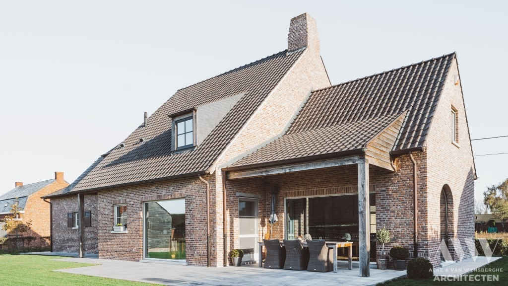 A rural house landelijke woning K-M Bentille(6)