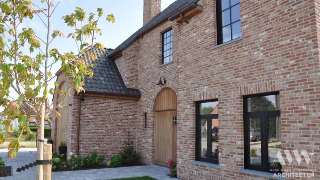 rural house landelijke woning B&J Assenede 3