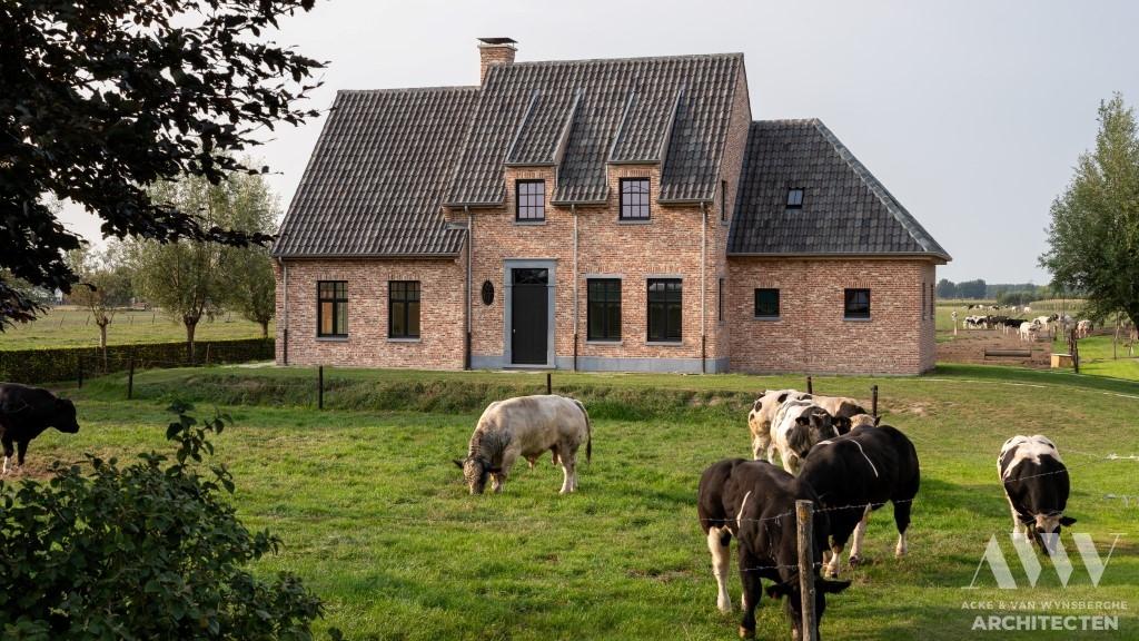 A rural house landelijke woning E Waterland Oudeman (4)