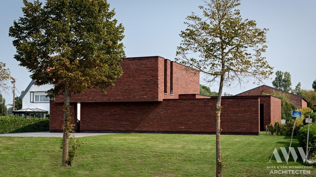 A modern house moderne woning K-D Bentille (2)