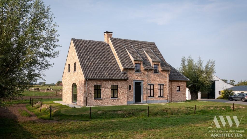 A rural house landelijke woning E Waterland Oudeman (3)