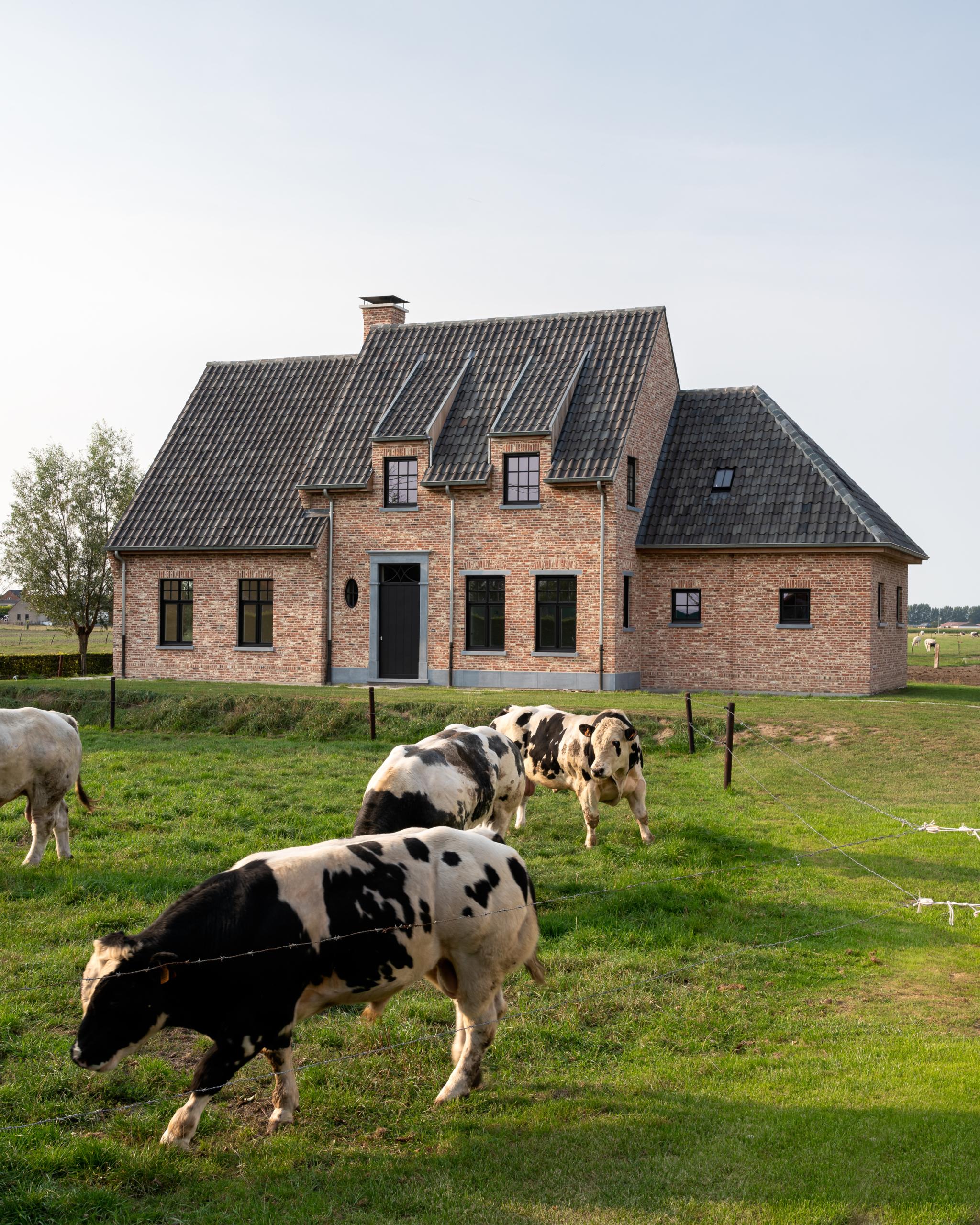 A rural house landelijke woning E Waterland Oudeman (7)