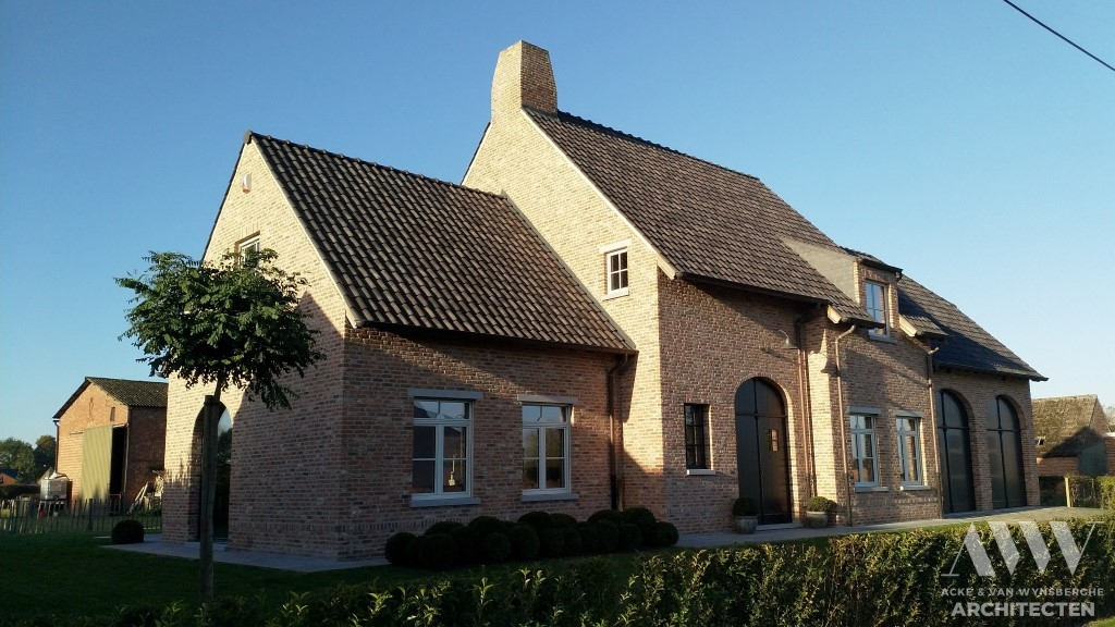 A rural house landelijke woning K-M Bentille(4)