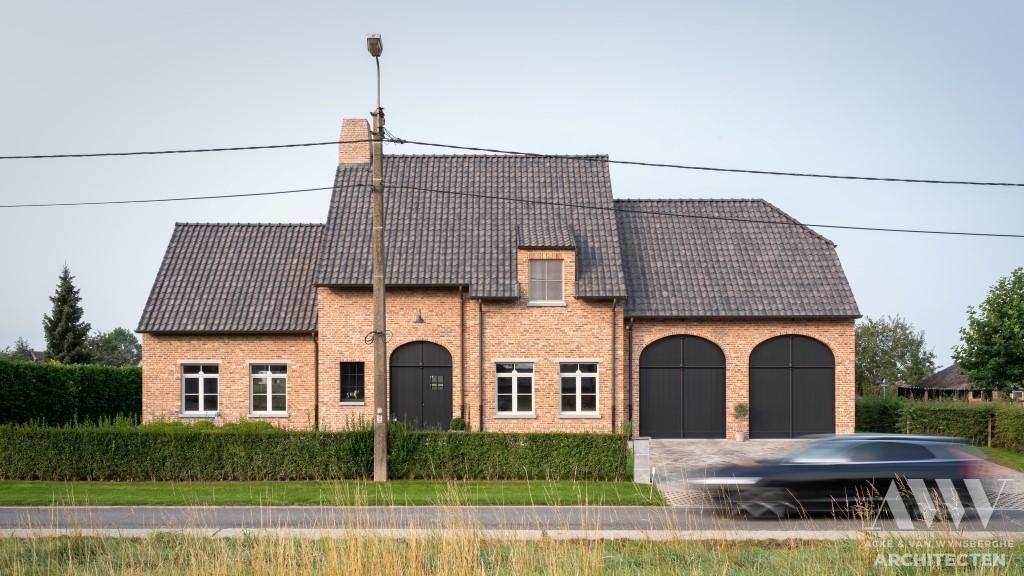 A rural house landelijke woning K-M Bentille(1)
