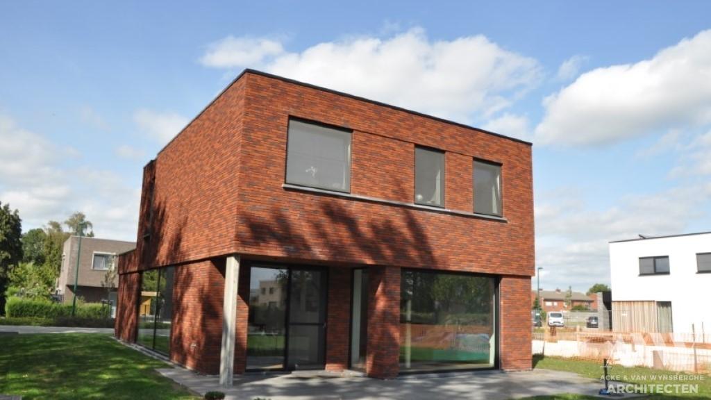 Modern house moderne woning C&S Lembeke (2)