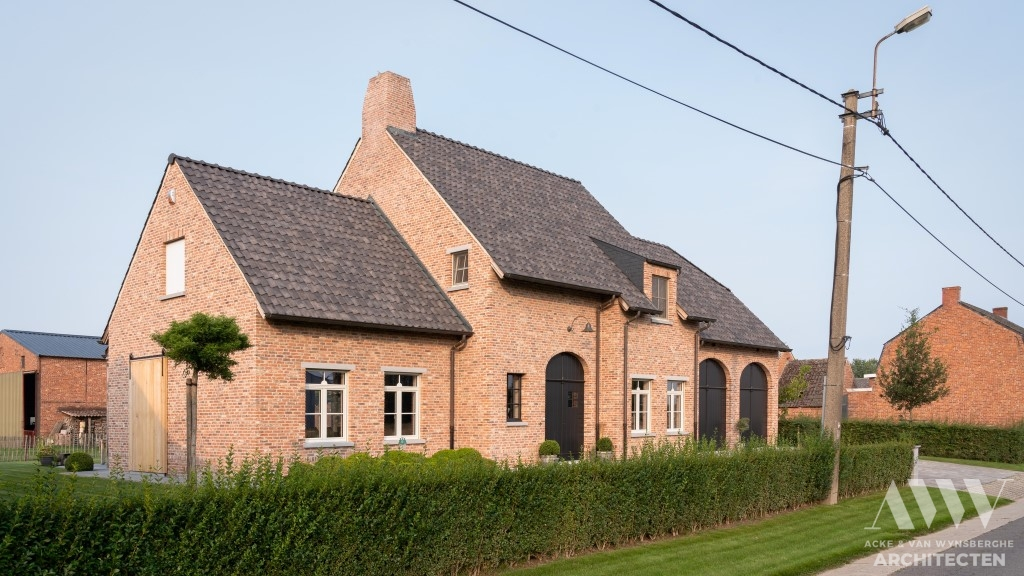 A rural house landelijke woning K-M Bentille(3)