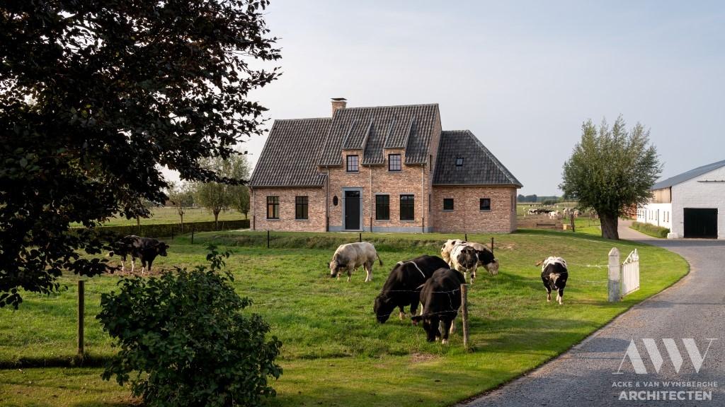 A rural house landelijke woning E Waterland Oudeman (5)