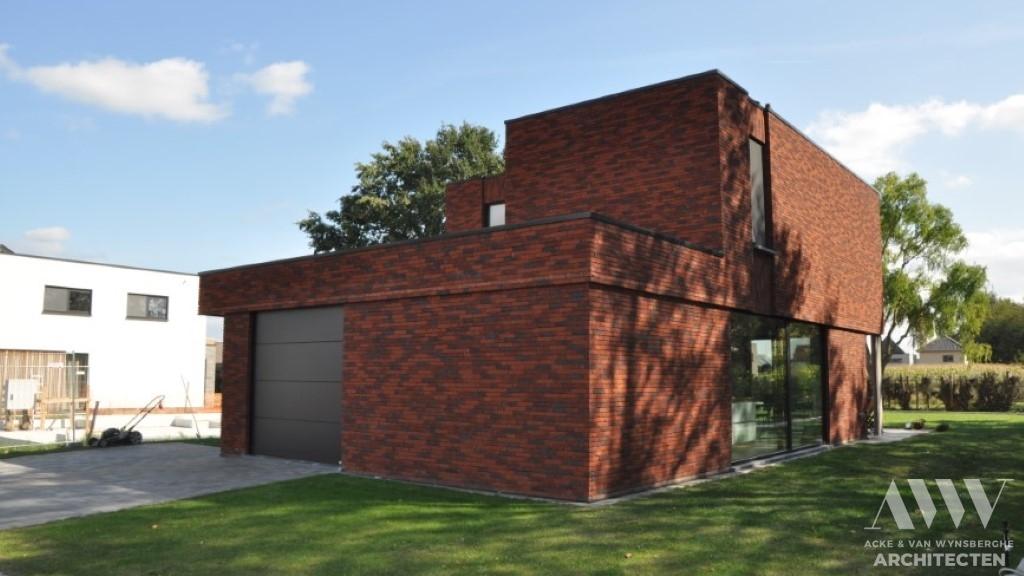 Modern house moderne woning C&S Lembeke (1)