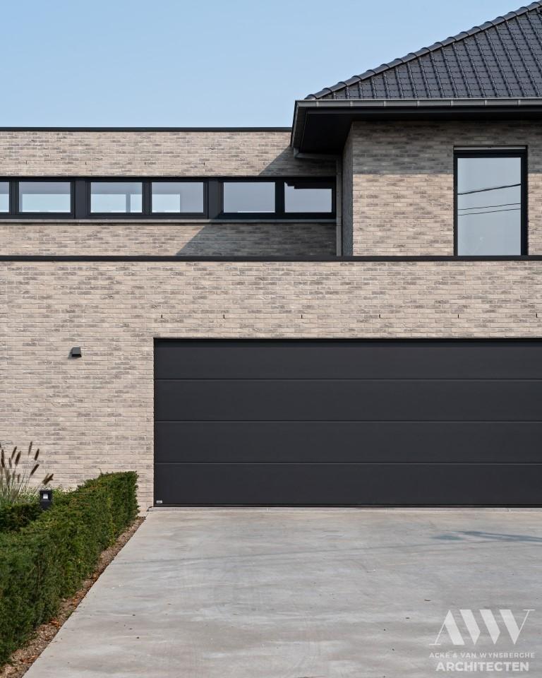 A modern house moderne woning S-B Sleidinge (2)